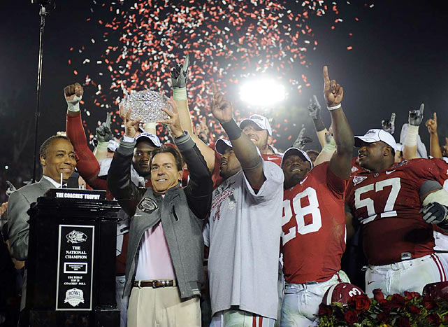 will alabama go to the national championship how many quarters are in college football