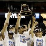 NCAA Baylor Duke Basketball
