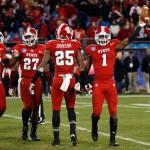 Belk Bowl - Louisville v North Carolina State