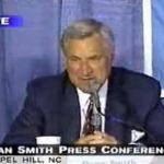 Smith retires