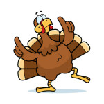 Turkey Dancing