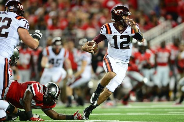 Virginia Tech Shows Plenty Of Pride In Military Bowl Win Over