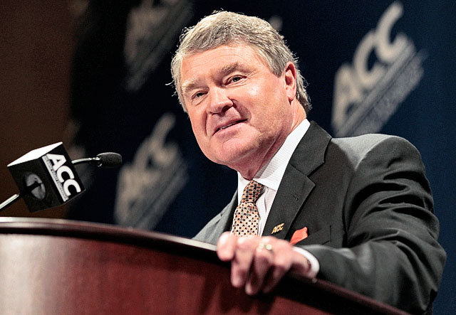 how tall is john swofford