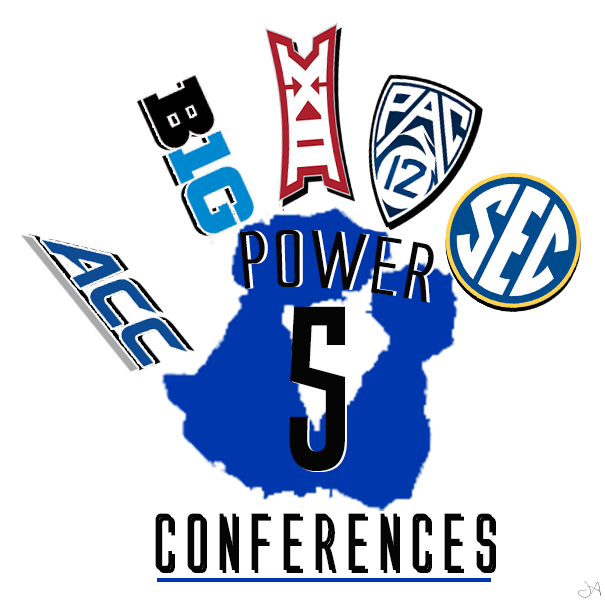 Image result for power 5 conference football