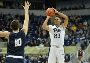 .@JayBilas on Pittsburgh's transfer restriction on Cameron Johnson